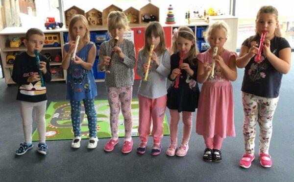 Flétny (říjen) - odpolední aktivita