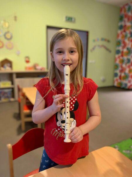 Flétny (únor) - odpolední aktivita
