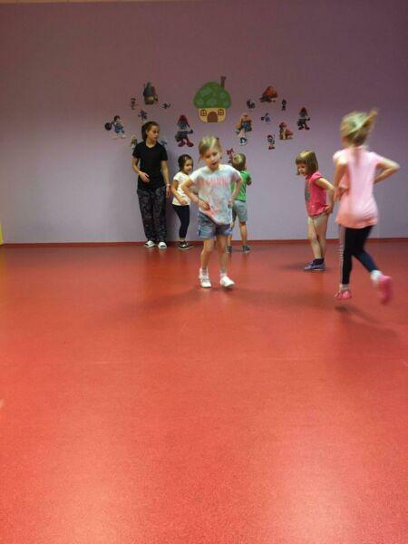 Sportovní gymnastika (listopad) - odpolední aktivita