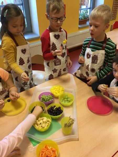 Zdravé vaření (únor) - odpolední aktivita